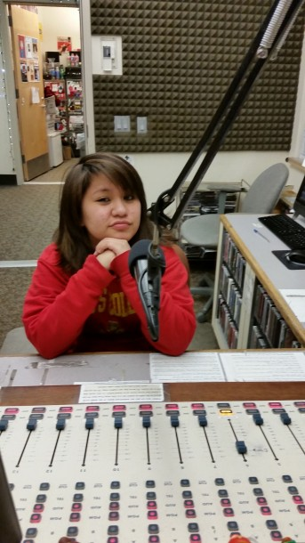 Photo courtesy of Kristina Atienza Kristina Atienza is now the Station Manager at WRKC.