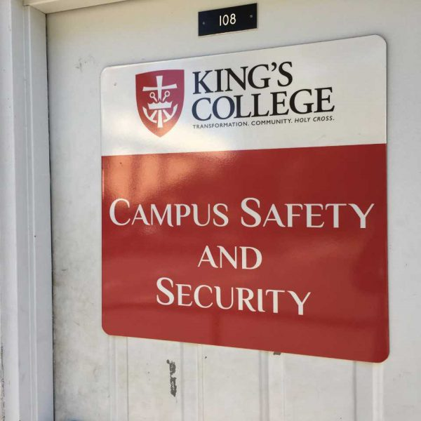 King's Campus Security Starts Student Officer Program