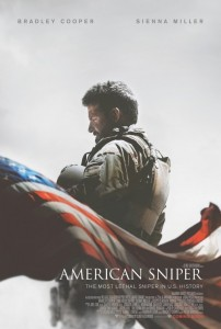 "Bradley Cooper stars as Chris Kyle, a sniper for the Navy SEALs in ""American Sniper."" impawards.com"