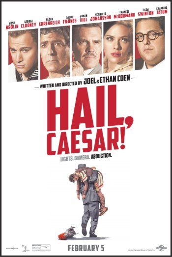 "Film Review: The Bitter Moral Center of ""Hail! Caesar"""