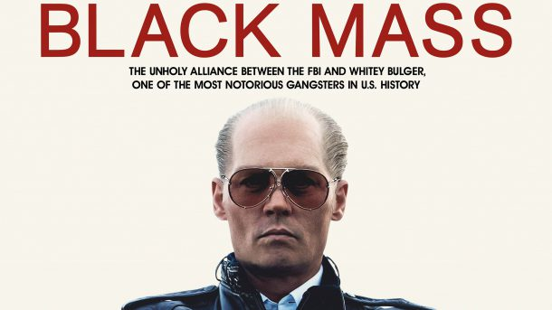 "Image from polarbearstv.wordpress.com Johnny Depp gives an Oscar-worthy performance as gangster Whitey Bulger in ""Black Mass."""