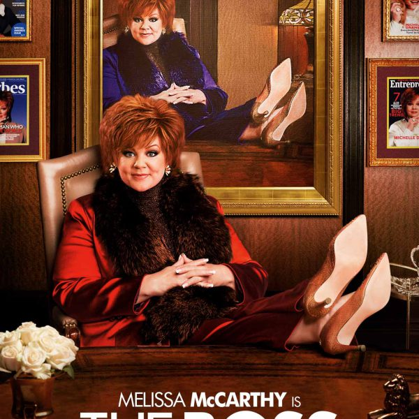 """Film Review: Boo """"The Boss"""" – New Comedy Falls Short"""