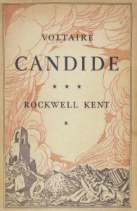 "Voltaire's ""Candide"" is one of the many books to have been challenged or banned in schools and libraries.            librarything.com"