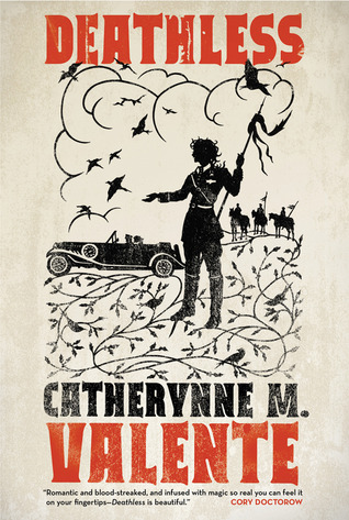 "catherynnemvalente.com ""Deathless"" blends Russian folk and fairy tales with Russian history to create a beautiful and dark modern fairytale."