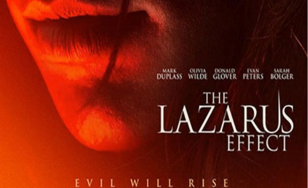 """examiner.com """"The Lazarus Effect"""" is the newest horror movie to hit the big screen. Unfortunately, in spite of its potential to do something different on account of its fresh, young cast and complex story, it falls flat."""