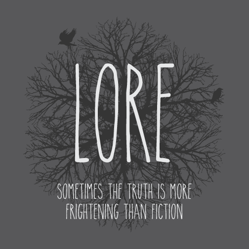 "www.lorepodcast.com We all cringe when we read ""based on true events"" before a horror movie - ""Lore"" podcast takes that cringe to the next level."