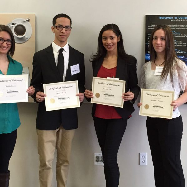 Mass Communications Students Win at RIT Conference