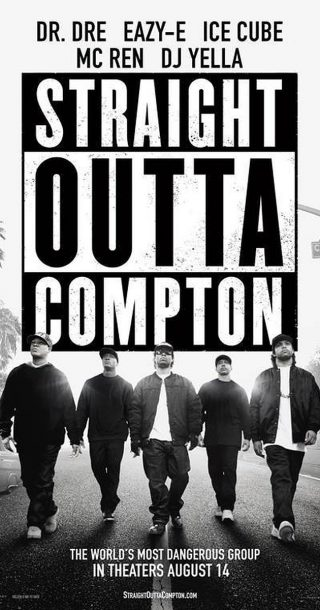 "Image from imdb.com ""Straight Outta Compton"" was one of the biggest hits of the summer. A biopic of N.W.A., the film featured relatively unknown actors in the roles of its iconic members."