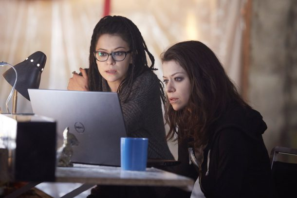 Tatiana Maslany finally wins an Emmy, Clone Club celebrates