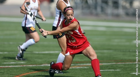 Frank Lauri//King's College Athletics Website Brianna DiMaggio, a King's field hockey player, has suffered from a minor concussion in the past.