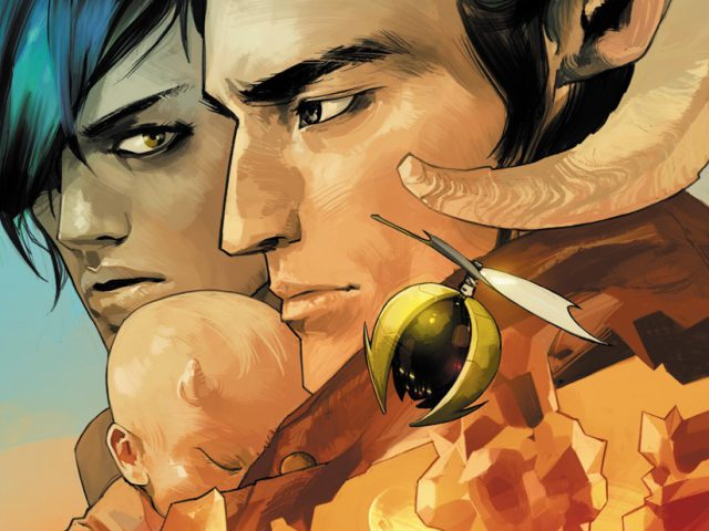 "Apparently ""Saga"" Has Nothing To Do With ""Star Wars"": A Review of Volume One"