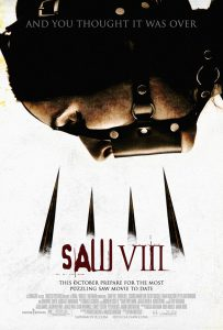 "Photo from IMDB.com The ""Saw"" film franchise returns in 2017 with ""Saw: Legacy."""