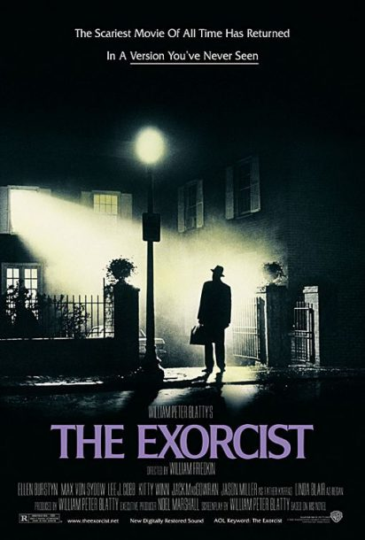 "Photo from IMDB ""The Exorcist"" remains a terrifying film decades after its 1973 release."