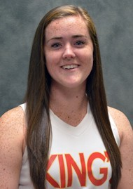 Athlete of the Month: Wood Conquers Women's Athletic Honors